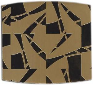 Mirror Ti Gold CX-53